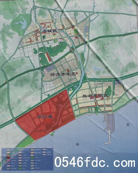 海阳市城市总体规划