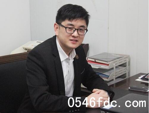 0546房产网专访科达府左华苑营销部孙岩主任