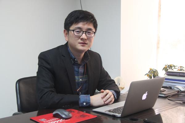 视频专访:科达府左华苑营销部主任孙岩