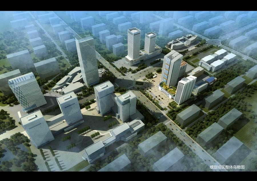 建金大厦--抢占东营CBD府前大街制高点