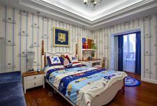活泼可爱几款超赞儿童卧室装修风格图鉴