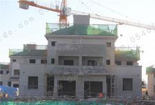 【德邻家园】11月8日工程进度 即将封顶
