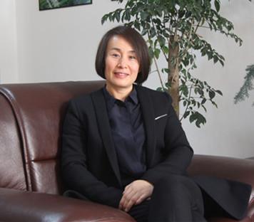 0546房产网专访金辰建设集团销售经理陈月花