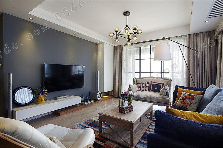 家庭装修设计之客厅装修风格经典案例赏析