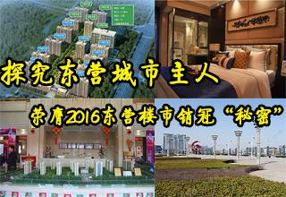 0546房产网视频看房走近2016东营最畅销楼盘--城市主人