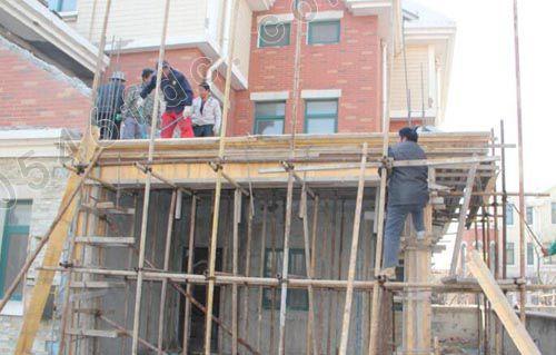 东营开发区5处v别墅拆除被至德别墅200余平_建筑面积路9号图片