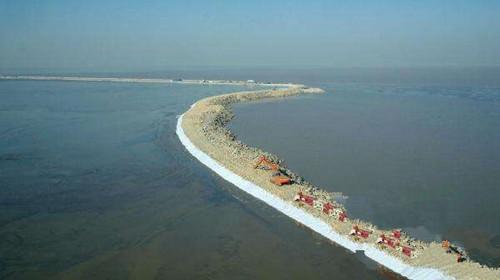 东营港广利港区防波堤及航道项目入选2017山东省重点建设的120个项目