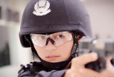 各地女警花争相斗艳 颜值实力担当保国家