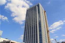 【建金大厦】5月最新工程进度:一期将完工
