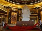广饶孙子文化园全面开园 6米汉白玉孙武雕像震撼发布