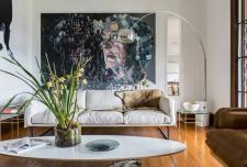旧式传统家具与现代设计的结合