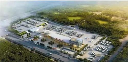 广饶汽车站新站址公布 规划设计项目现公开招标