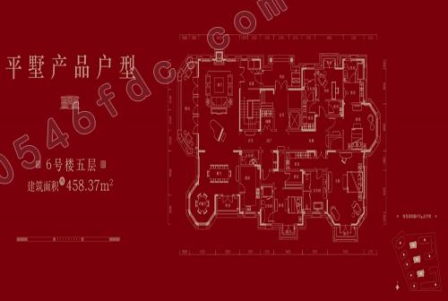 青岛莱阳路8号6号5层实景图