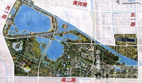 东营市森林湿地公园覆盖范围