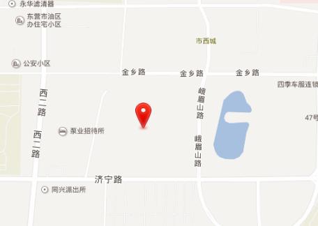 0546房产网(东营房产网)讯  众成熙悦华庭位于东营市西城区峨眉山