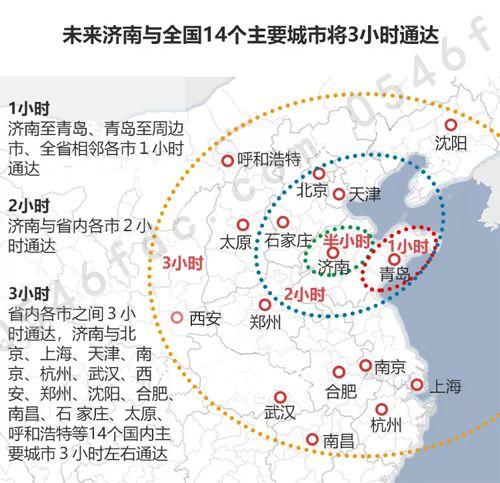 青岛回北京地图