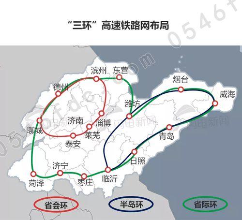 环渤海高铁年底开工 烟台到北京仅需要3小时!