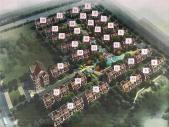 万里玫瑰郡【万里玫瑰郡】联排、双拼别墅实景图