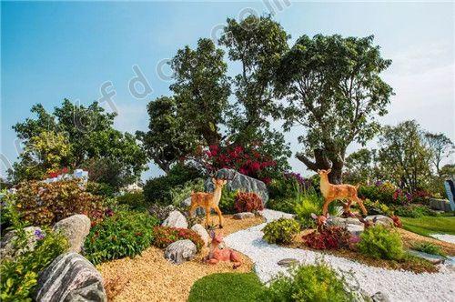 【广饶碧桂园中央公馆】立体园林 打造宜居舒适生态环境
