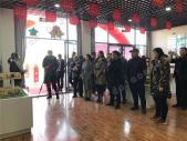 垦利翡翠华庭垦利翡翠华庭城市临时展厅12.17盛大开放