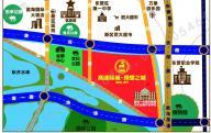 东营理想之城柳岸晓风【东营理想之城柳岸晓风】项目区位图