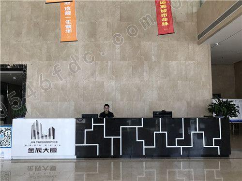 金辰大厦办公区域电梯    金辰大厦采用10部蒂森克虏伯品牌高速