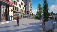 东营中科创新广场东营中科创新广场沿街效果图
