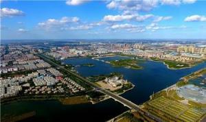 东营:一座现代化湿地城市正呼之欲出