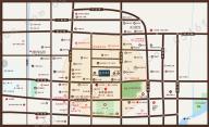 广饶CBD领寓广饶CBD领寓区位图