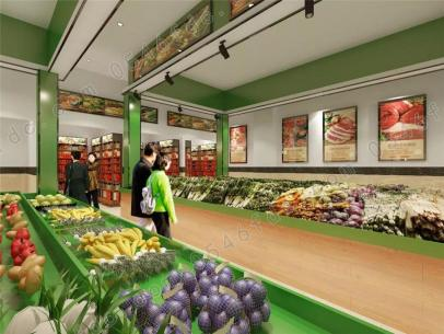 【青州和悦鲜生】农超市场