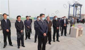李宽端调研东营市重大交通基础设施建设 涉及东站、新火车站规划选址