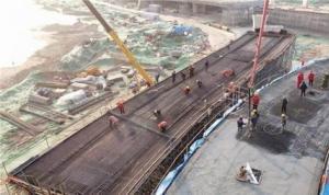 东营市庐山路南延工程(城区段)施工有序推进 确保7.1达到通车条件
