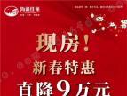【海通佳苑】纯居大盘 实景现房 新春钜惠进行中