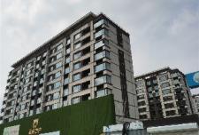 海通碧仙湖畔2021.4楼盘实景
