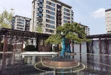 海通碧仙湖畔2021.4景观示范园