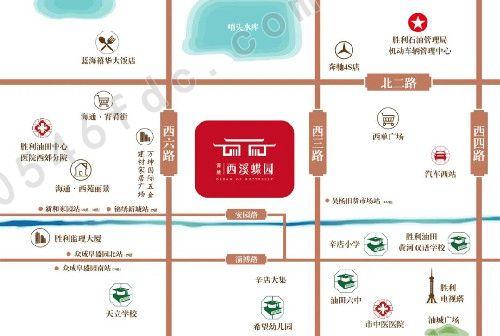 【海通西溪蝶园】项目区位图