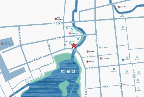 【富海西湖景宸】区位图