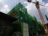广饶东府大院广饶东府大院2021.7.27工程实景