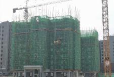 富海尚悦府2021.8.28工程进度