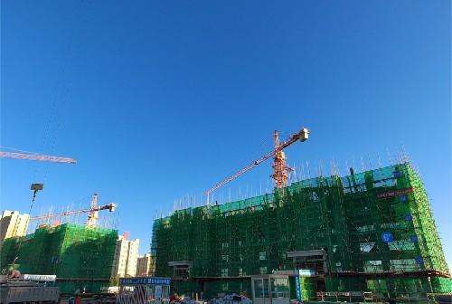 泰普星河湾2021.10.22工程实景